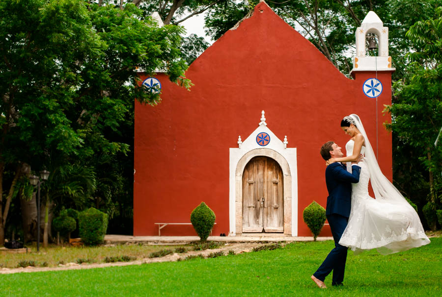 Hacienda Honeymoon & Romance at Yucatan peninsula
