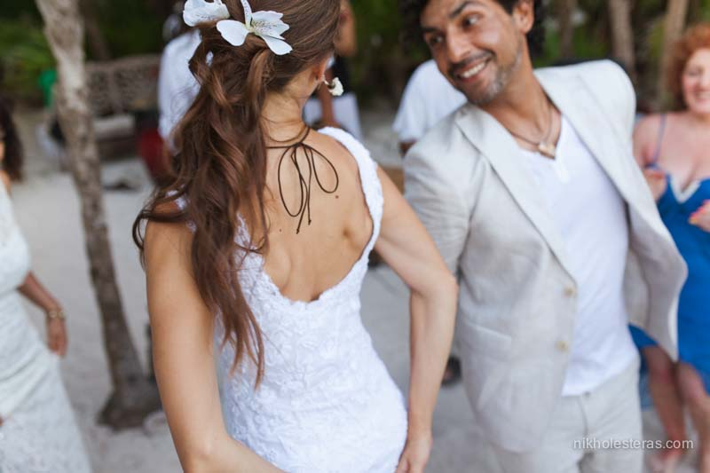 Our wedding in Tulum documented by Nikhol Esteras