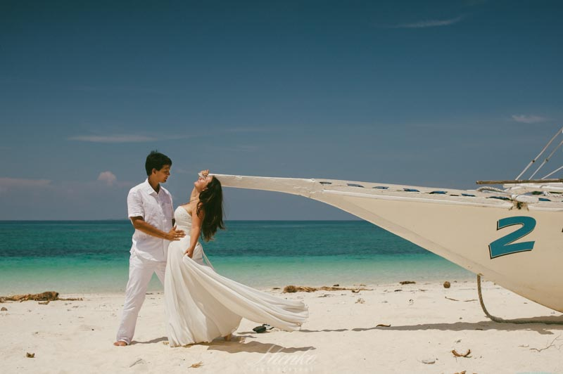 wedding at malapascua island documented by great photographers