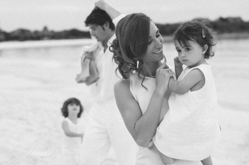 family wedding at tulum riviera maya