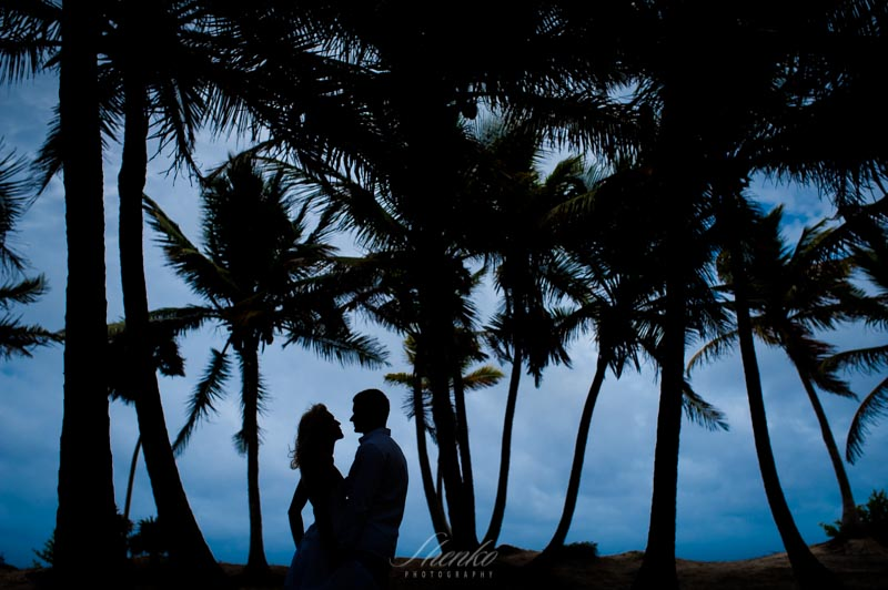 Romantic Elopement at Las Olas Tulum, Mexico