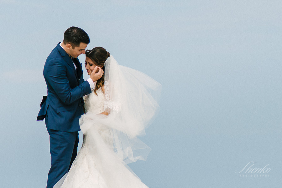 Incredibly emotional wedding at Azul Fives, Andrea + Jerry
