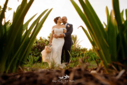 Destination wedding photography at Blue Venado beach club | Xuan + Ibrahim