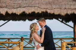 Playa del Carmen Wedding | Azul Fives Wedding M + K