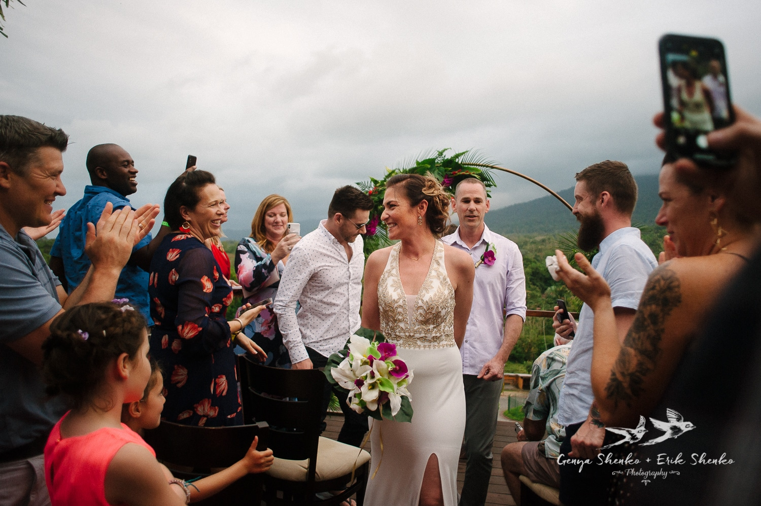 Arenal Koita Costa Rica Wedding Photographer