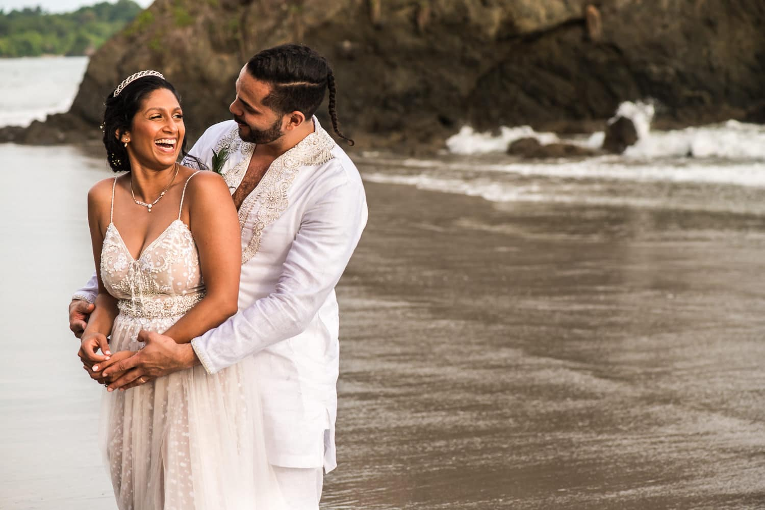 COSTA RICA WEDDING PHOTOGRAPHER | VILLA PUNTO DE VISTA